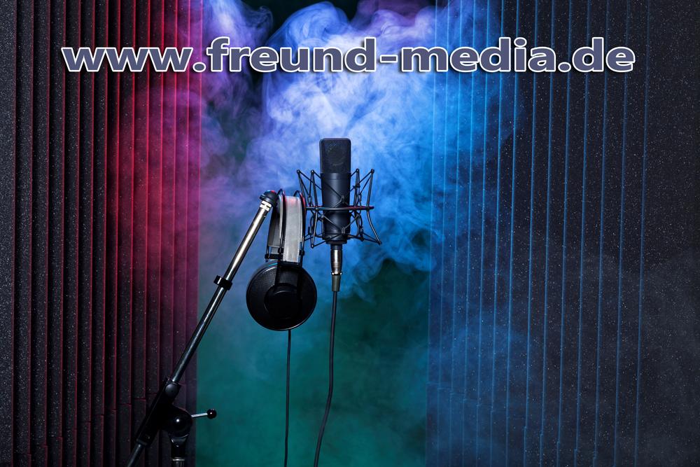 Tonstudio und Tonaufnahmen in Burgfarrnbach Fürth bei Nürnberg