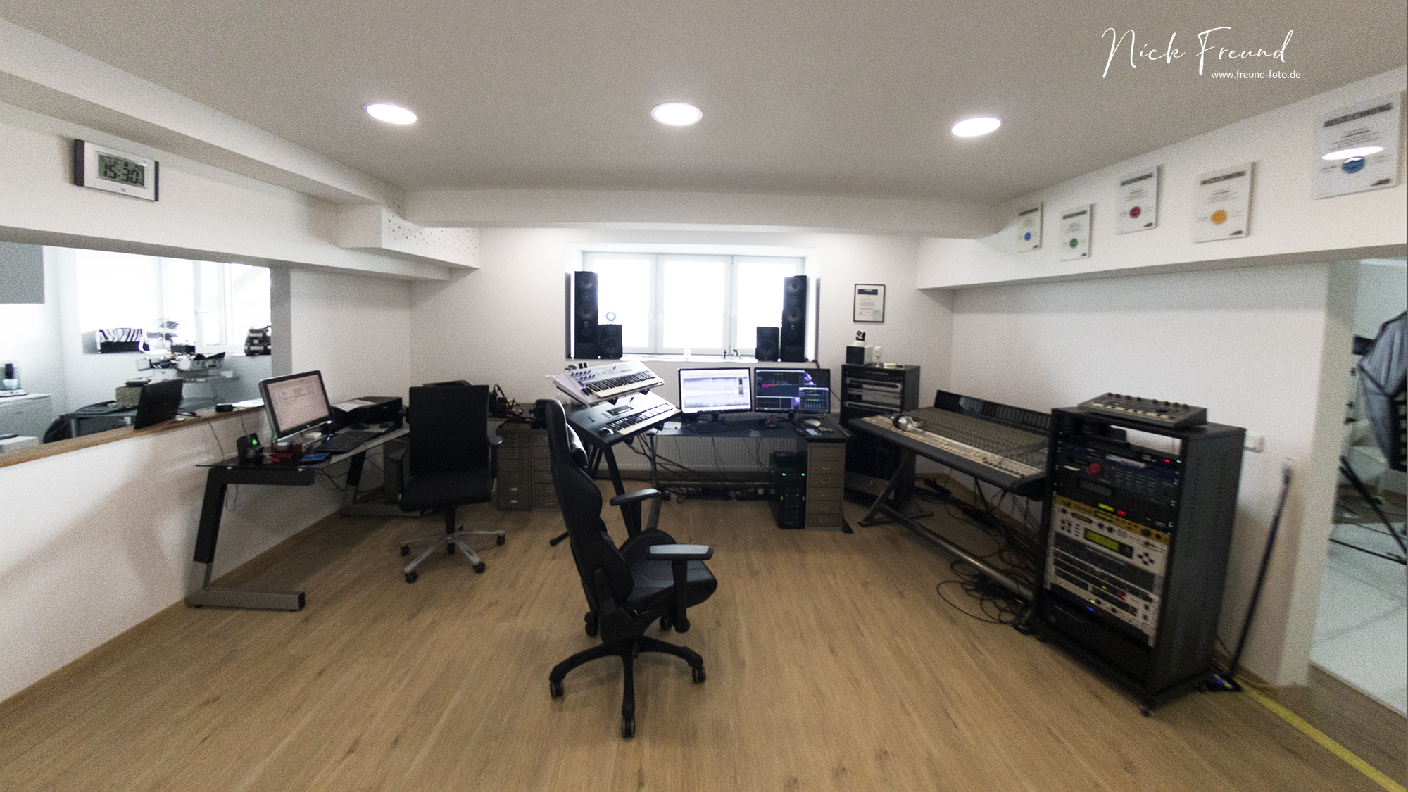 Tonstudio für Musikproduktionen und Karaoke Aufnahmen in Fürth